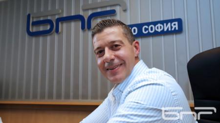Новый генеральный директор БНР Андон Балтаков