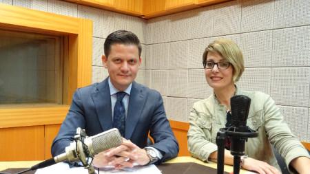Димитър Маргаритов и Биляна Славчева