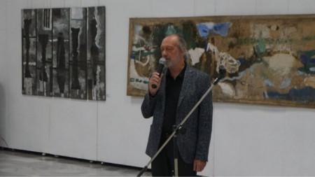 Проф. Димитър Чолаков