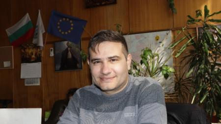 Иван Пещерски, секретар на ОНЧ