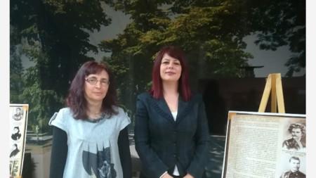 Борислава Петрова и Надежда Георгиева