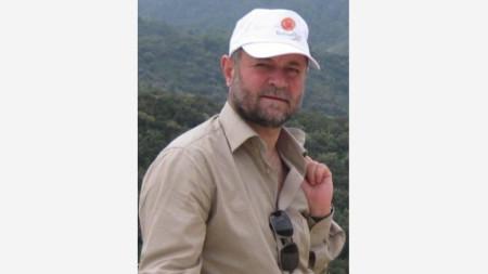 Проф. д-р Стоян Маринов