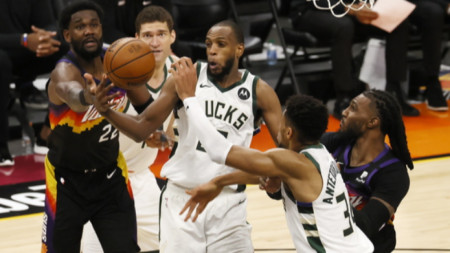 Милуоки Бъкс е на една победа от титлата в НБА