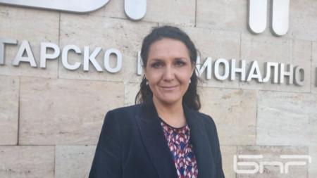 Боряна Маринкова, изпълнителен директор на Българскатa Асоциация за Развитие на Паралелна Търговия с Лекарства