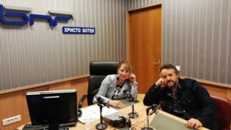 Калин Терзийски и Мария Мира Христова