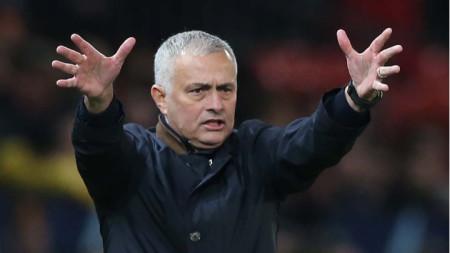 Жозе Моуриньо вече не е част от Юнайтед.
