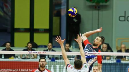 Йосифов се отчете с 9 точки в срещата.