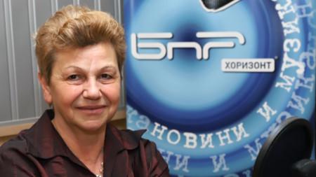 Професор Павлина Долашка