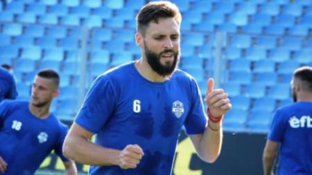 Радослав Василев напусна Арда и ще играе в Гърция