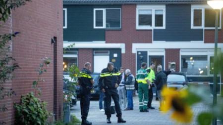 Холандската полиция разследва стрелба в град Дордрехт