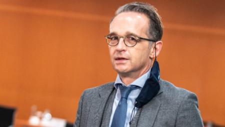 Хайко Маас, министър на фъншните работи на Германия