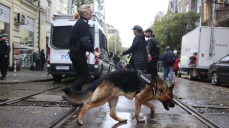 Заседанието на ВСС ще протече при засилени мерки за сигурност и на фона на протести.