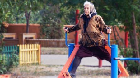С възрастта метаболизмът се забавя