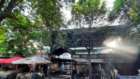 Нанесените от огъня щети са по- малки от очакванията, каза кметът Станислав Владимиров.