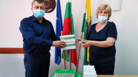 Поредното дарение за болницата в Павликени.