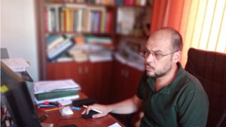 Д-р Николай Тодоров, директор на Регионалния исторически музей в Силистра