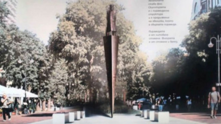 Проектът за Паметник на моряка