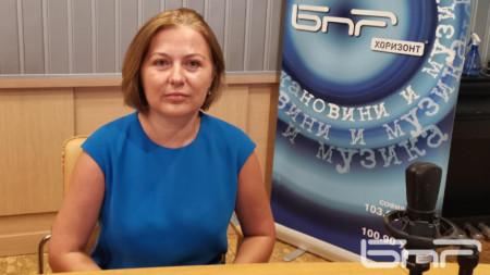 Надежда Йорданова