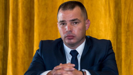 Старши комисар Антон Златанов