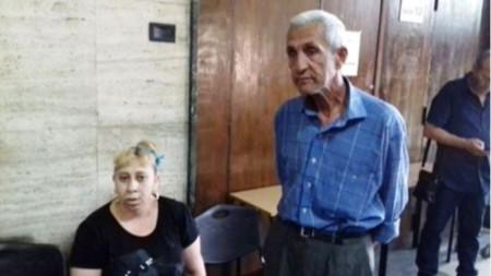 Родителите на Жоро Плъха - Димитър Джевизов и Здравка Атанасова