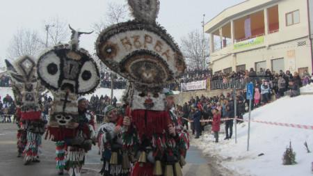 Сурвакарският фестивал в Радомир