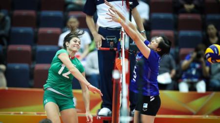 Мария Каракашева не отпътува за Холандия заедно със съотборничките си от националния отбор по волейбол