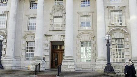 Съд в Белфаст, Северна Ирландия