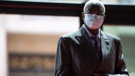 Преходният президент на Мали Ба Ндау