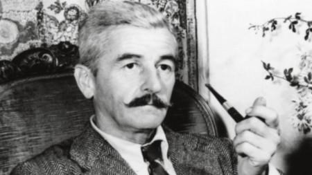 Писателят Уилям Фокнър