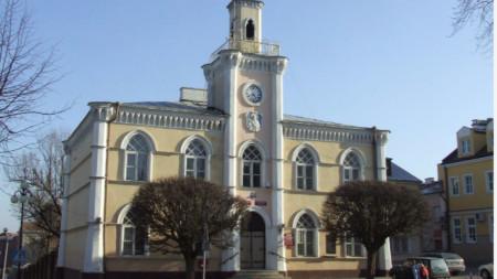 Кметството в Чеханов
