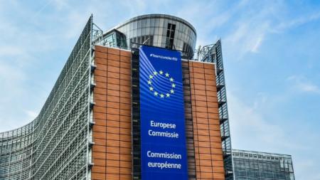 Сградата на Европейската комисия в Брюксел
