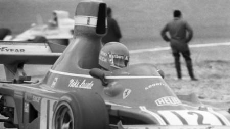 Ники Лауда спечели две световни титли с болиди на Ферари.