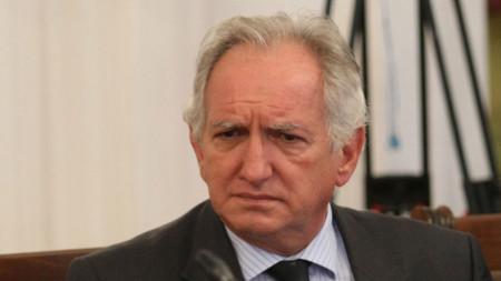 Vlandimir Çurgus - ambasadori i Serbisë në Sofje