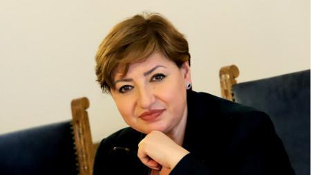 Анна Александрова – председател на парламентарната комисия по правни въпроси