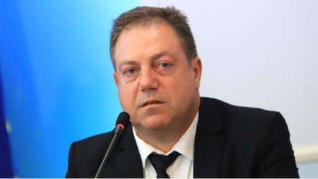 D-r Ivan Madzharov, head of the Bulgarian Medical Association