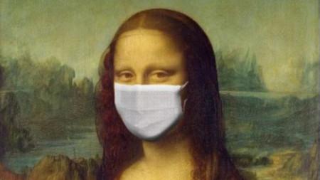 Новият вирус роди и ново изкуство