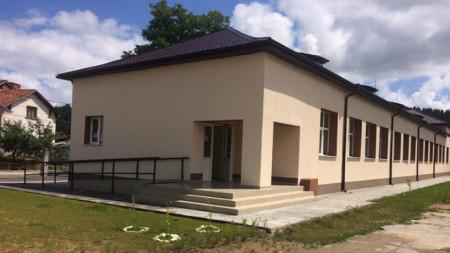 Така изглежда новият Център за обществена подкрепа в Самоков