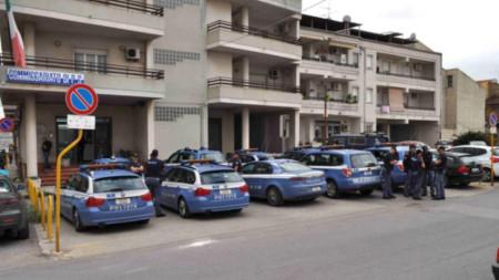 Полицията в сицилианския град Витория не знаела, че сградата, която ползват под наем, била на семейство, свързано с мафията.