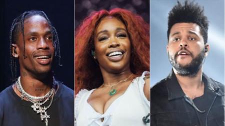 Премиерата на седмицата е на Travis Scott, SZA и The Weeknd – Power Is Power