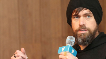 Джак Дорси, съосновател и изпълнителн директор на Twitter