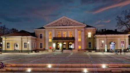 """Драматичният театър """"Невена Коканова"""" в Ямбол"""
