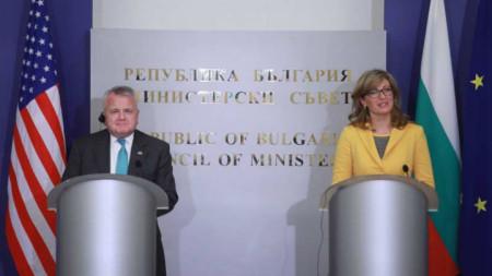 Αικατερίνα Ζαχάριεβα - Τζον Σάλιβαν