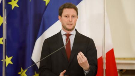 Клеман Бон, френски министър по европейските въпроси
