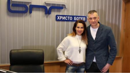 Ива Дойчинова и Калоян Христов