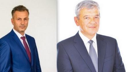 Андон Тодоров и Румен Томов.