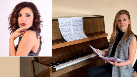 Песента е изпята от Сребрина Минева, музиката е на Емелина Горчева (на пианото)