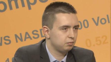 Георги Вулджев, икономист ЕКИП