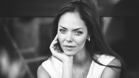 актрисата Йоанна Темелкова