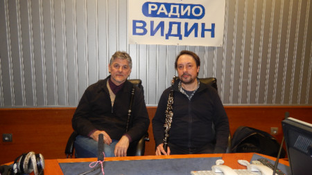 Теодосий Спасов и Илиян Илиев