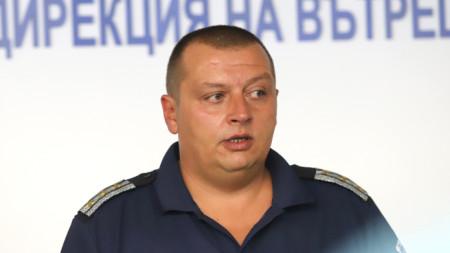 Комисар Тони Тодоров